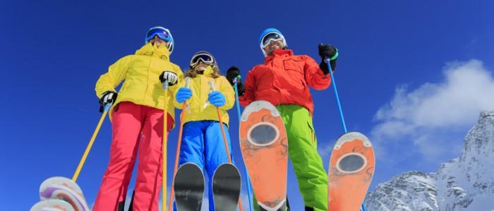 location matériel de ski Courchevel