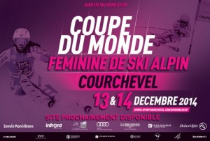 Audi Fis coupe du monde Courchevel